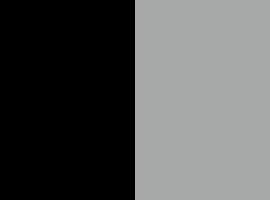 Grau / Schwarz
